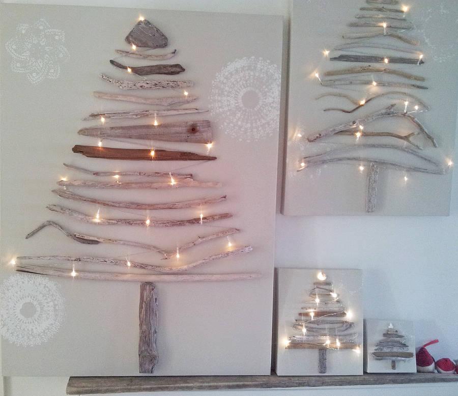 5 rboles de navidad originales - Arbol de navidad sencillo ...