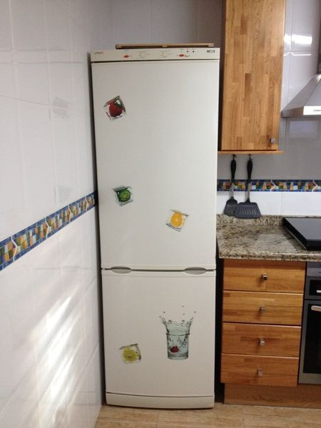 Bbb tunear y renovar con vinilo adhesivo - Muebles de cocina reciclados ...
