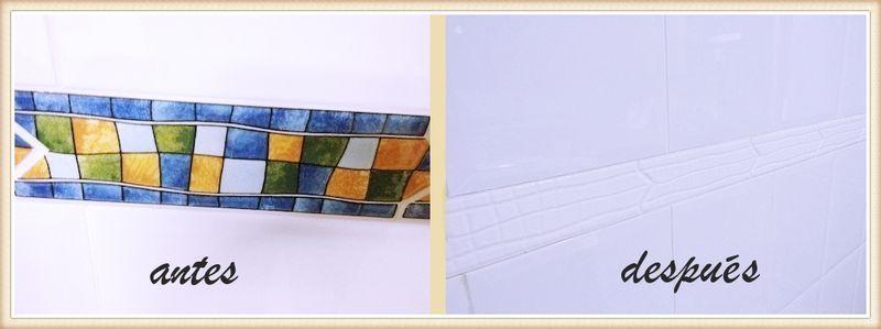 Actualizar cocina sin obras - Pintura especial azulejos ...