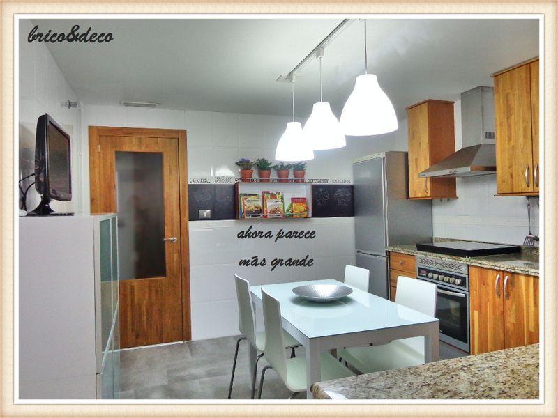 Actualizar cocina sin obras - Reformar sin obras ...