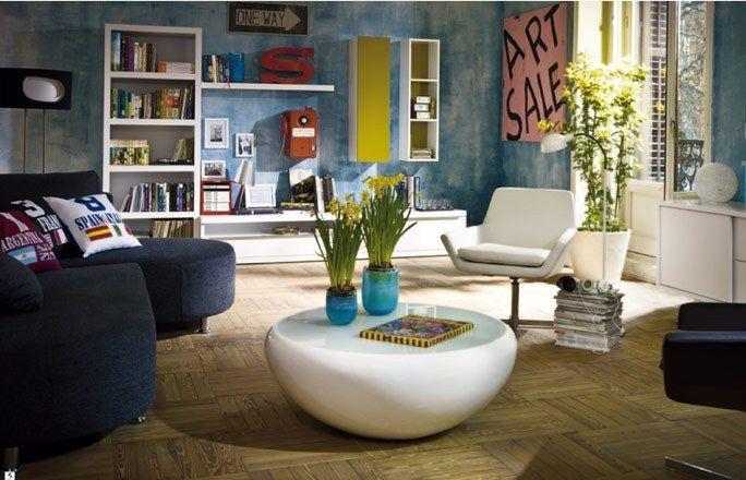 Claves del estilo de decoraci n urban chic - Muebles urban chic ...