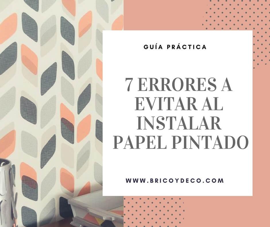 Como colocar papel pintado en la pared top affordable se - Poner papel pintado sobre gotele ...