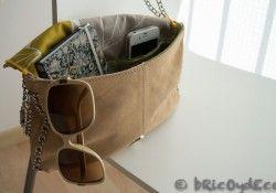 Paso a paso: forrar el interior de un bolso