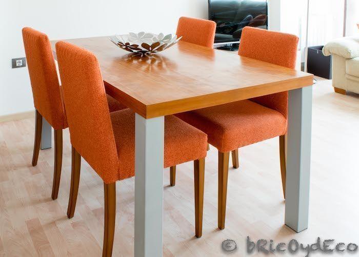 C mo restaurar una mesa de madera y dejarla como nueva - Como restaurar muebles ...