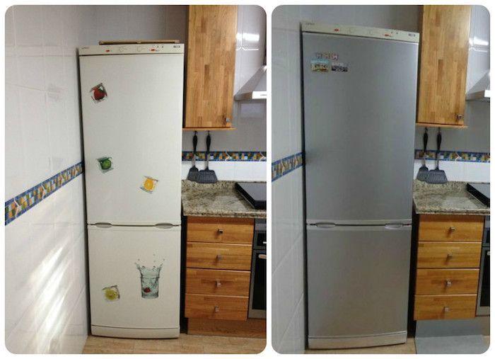 5 ideas para tunear y decorar con vinilo for Vinilos adhesivos para frigorificos