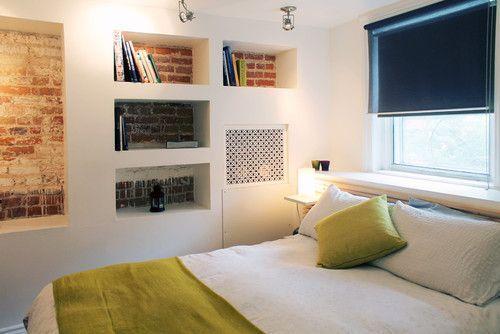 9 errores al decorar una habitaci n estrecha y alargada - Decorar una entrada estrecha ...