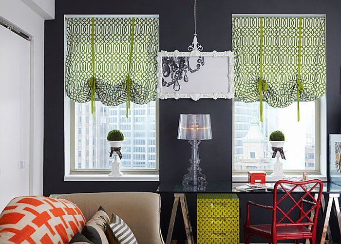 Decorar un apartamento de alquiler: un ejemplo con mucho estilo