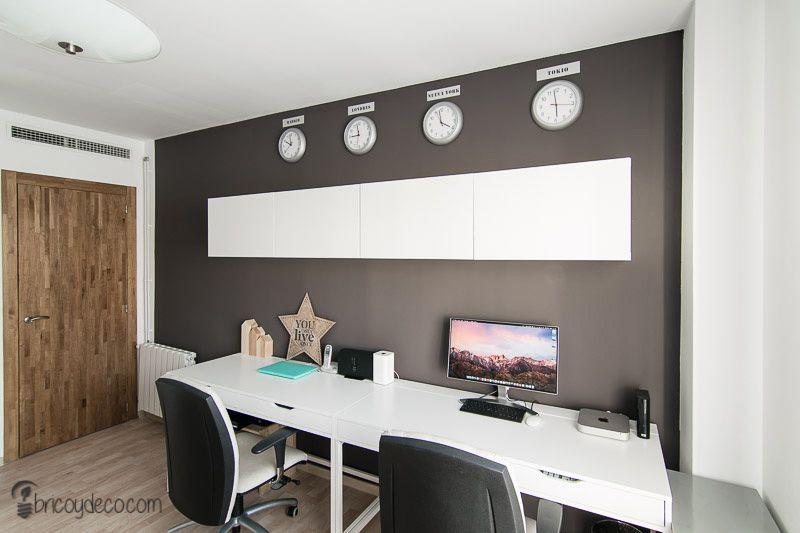 Renovar con pintura: antes y después del despacho