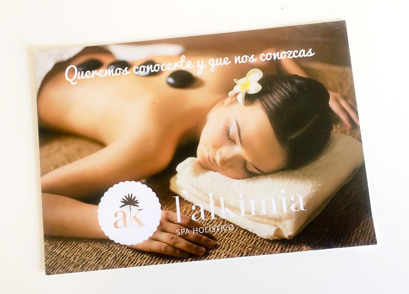 3 razones para regalarte un masaje en L'Alkimia Spa Holístico