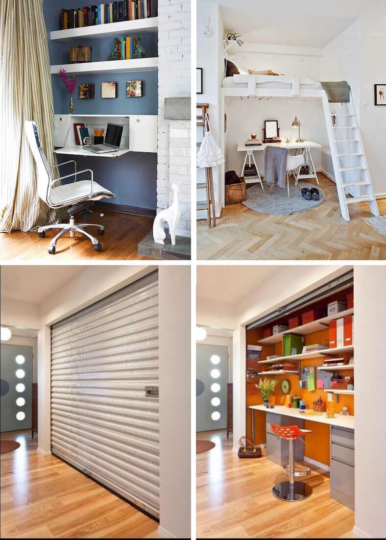 Consejos para decorar tu oficina en casa e incrementar for Decoracion de oficinas en casa